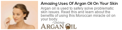 benefits of argan oil for your skin